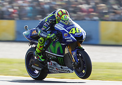 17.05.2015, Circuit, Le Mans, FRA, MotoGP, Grand Prix von Frankreich, im Bild 46 Valentino Rossi / Italien // during the MotoGP Monster Energy France Grand Prix at the Circuit in Le Mans, France on 2015/05/17. EXPA Pictures © 2015, PhotoCredit: EXPA/ Eibner-Pressefoto/ Stiefel<br /> <br /> *****ATTENTION - OUT of GER*****