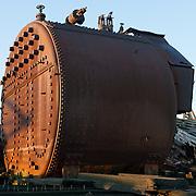 Boiler, Boatyard April 9, 2005