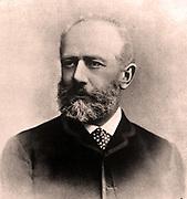 Pyotr Ilyich Tchaikovsky (1840–1893) Russian Romantic composer. Music Symphonic Ballet