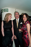 AMY SACCO; JEREMY CORBIN; SUZANNE PIRRET, London Restaurant Festival: The Vanity Fair Opening Party <br /> Quaglino's, 16 Bury Street, London SW1. 7 October 2009
