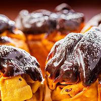 "Sweet herovke by Lei Brka. Food photography book for client ""Mer"" Srbija"