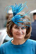 Prinsjesdag 2013 - Aankomst Parlementariërs bij de Ridderzaal op het Binnenhof.<br /> <br /> Op de foto: Lilianne Ploumen - Minister voor Buitenlandse Handel en Ontwikkelingssamenwerking