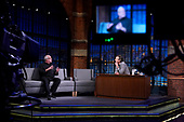 """May 19, 2021 - NY: NBC's """"Late Night With Seth Meyers"""" - Episode: 1149A"""