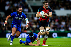 Mark Wilson of England - Mandatory by-line: Robbie Stephenson/JMP - 06/09/2019 - RUGBY - St James's Park - Newcastle, England - England v Italy - Quilter Internationals