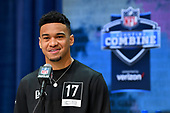 NFL-Scouting Combine-Feb. 25, 2020