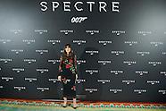 102815 'Spectre' film photocall, Madrid, Spain