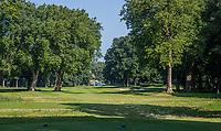 HAARZUILENS  - Hole 17   , Golfclub De Haar , van 9 naar 18 holes. .  COPYRIGHT KOEN SUYK