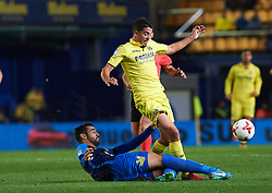 November 30, 2017 - Vila-Real, Castellon, Spain - Pablo Fornals of Villarreal CF during the Copa del Rey, Round of 32, Second Leg match between Villarreal CF and SD Ponferradina at Estadio de la Ceramica on november 30, 2017 in Vila-real, Spain. (Credit Image: © Maria Jose Segovia/NurPhoto via ZUMA Press)