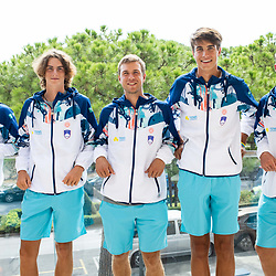 20210915: SLO, Tennis - Davis Cup 2021, Press conference