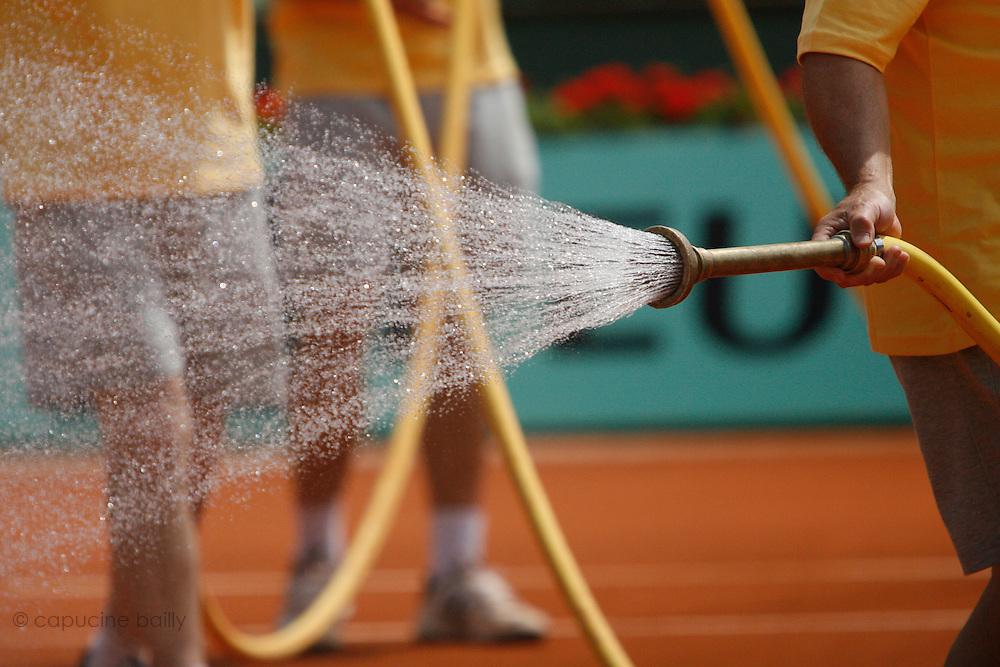 Roland Garros. Paris, France. May 30th 2008....
