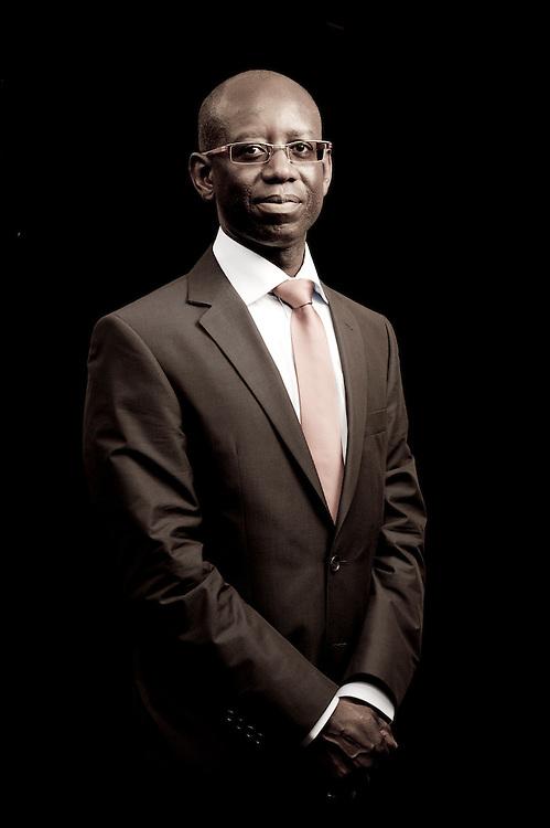 Dakar, Senegal 06 September 2012<br /> Mr. Victor Gorom Ndiaye<br /> Photo: Ezequiel Scagnetti