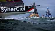 The Vendee Globe Race.