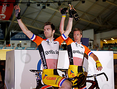 Six Day Manchester - Day One - HSBC UK National Cycling Centre - 22 March 2019