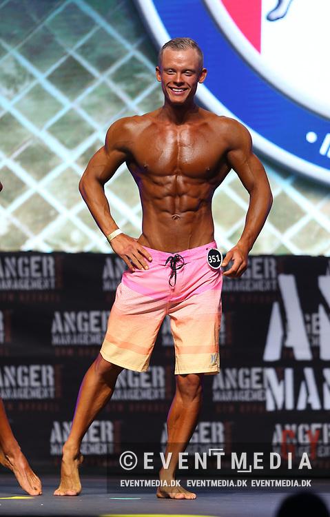 DM i Fitness og Bodybuilding 2019 i Ringsted Kongrescenter. 12.10.2019. Photo Credit: Allan Jensen/EVENTMEDIA.