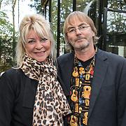 NLD/Hilversum/20181008 - Boekpresentatie autobiografie Peter Koelewijn, Manuela Kemp en partner Tjerk Lammers