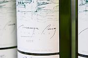 Domaine Mamya Puig. Collioure. Roussillon. France. Europe. Bottle.