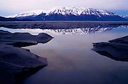 Turnagain Arm Reflections - Alaska