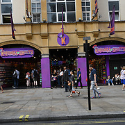 Trocadero sovereign shop at Piccadilly circus - Westend, London, UK July 19 2018.