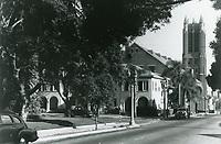 1938 Hollywood Presbyterian Church of Hollywood