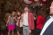 HENRY CONWAY, JOHNNIE WALKER BLUE LABEL  Summer Party at Mr Fogg's.  15 Bruton Lane, Mayfair, London. 12 June 2013.