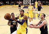 Basketball: 20171010 Lakers vs Jazz