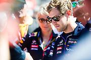 May 23, 2014: Monaco Grand Prix: Sebastian Vettel (GER), Red Bull-Renault