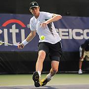 Washington DC - August 3rd, 2013 - Sam Querrey at the 2013 CitiOpen Tennis Tournament in Washington, D.C.