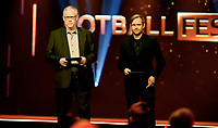 Fotball, 25. november 2018 , Fotballfesten , Norsk Toppfotball , <br /> Martin Sjögren<br /> Martin Sjogren trner kvinner Norge<br /> Lars Lagerbäck<br /> Lars Lagerback , trener menn Norge<br /> Norway