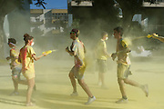 On the 15th of June around 12 thousand people participate at the color run in Braga