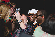 Nile Rodgers performing at the RAh on the third night of the Teenage Cancer Trust week of concerts.