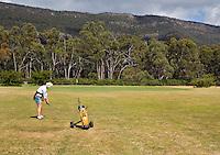 HALL'S GAP -  Mount Difficult Golf Course - ANP COPYRIGHT KOEN SUYK