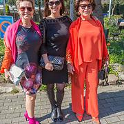 NLD/Amsterdam/20190408 - Inloop award uitreiking, Mariska van Kolck, Annemarie van Gaal en Christine Kroonenberg