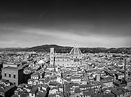 The Duomo in Florence, Tuscany, Italy.<br /> Picture date: Thursday February 21, 2019.<br /> Photograph by Christopher Ison ©<br /> 07544044177<br /> chris@christopherison.com<br /> www.christopherison.com