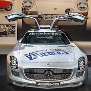 NLD/Amsterdam/20150416 - Opening AutoRai 2015, Mercedes-Benz safetycar, formule 1