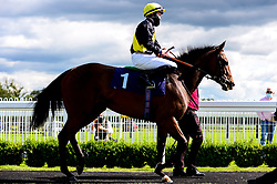Diligent Lady ridden by Rossa Ryan and trained by Michael Attwater - Mandatory by-line: Dougie Allward/JMP - 10/07/2020 - HORSE RACING - Bath Racecourse - Bath, England - Bath Races