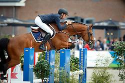 171 - Evito - Van Geel Daan<br /> 5 Jarige Finale Springen<br /> KWPN Paardendagen - Ermelo 2014<br /> © Dirk Caremans