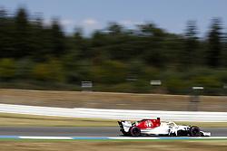 July 20, 2018 - Hockenheim, Germany - Motorsports: FIA Formula One World Championship 2018, Grand Prix of Germany, ..#9 Marcus Ericsson (SWE, Alfa Romeo Sauber F1 Team) (Credit Image: © Hoch Zwei via ZUMA Wire)