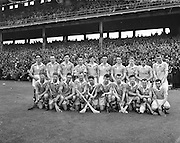 Neg No:.558/7546-7649...1081954AISFCSF...01.08.1954..All Ireland Senior Football Championship - Semi-Final..Meath.1-5.Cavan.0-7..Meath. .P. McGearty, M. O'Brien, P. O'Brien, K. McConnell, K. Lenehan, J. Reilly, E. Durnin, P. Connell, T. O'Brien, M. Grace, B. Smyth, M. McDonnell, P. Meegan, T. Moriarty, P. McDermott. (Captain)