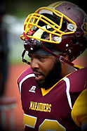 CENTRAL STATE UNIVERSITY SPRING FOOTBALL 2017