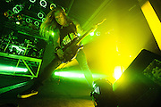 Machine Head performing at Pop's in Sauget, IL on January 17, 2012.