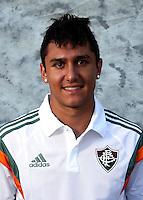 "Brazilian Football League Serie A / <br /> ( Fluminense Football Club ) - <br /> Vinicius Goes Barbosa de Souza "" Vinicius """