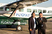 Founders of FLOAT Shuttle