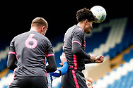 Leeds United defender Pascal Struijk (5)  during the U23 Professional Development League match between U23 Sheffield Wednesday and U23 Leeds United at Hillsborough, Sheffield, England on 3 February 2020.