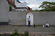 Ystad, Sweden, where the cult detective series Wallander was set