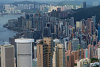 Eastern View From Victoria Peak