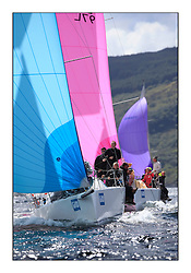 Brewin Dolphin Scottish Series 2011, Tarbert Loch Fyne - Yachting..Overall Winner GBR2097R, Jackaroo, Jim & Steve Dick, Royal Southern YC, J97