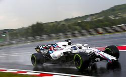 July 28, 2018 - Budapest, Hungary - Motorsports: FIA Formula One World Championship 2018, Grand Prix of Hungary, .#18 Lance Stroll (CAN, Williams Martini Racing) (Credit Image: © Hoch Zwei via ZUMA Wire)
