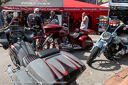 Destination Daytona Harley-Davidson during Daytona Beach Bike Week, FL. USA. Wednesday, March 13, 2019. Photography ©2019 Michael Lichter.