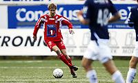 Fotball , 15. oktober 2011 , 2. divisjon , Strømsgodset 2 - Tromsdalen<br /> <br /> Kjetil Warholm , TUIL