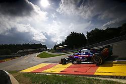 August 24, 2018 - Spa-Francorchamps, Belgium - Motorsports: FIA Formula One World Championship 2018, Grand Prix of Belgium, .#10 Pierre Gasly (FRA, Red Bull Toro Rosso Honda) (Credit Image: © Hoch Zwei via ZUMA Wire)